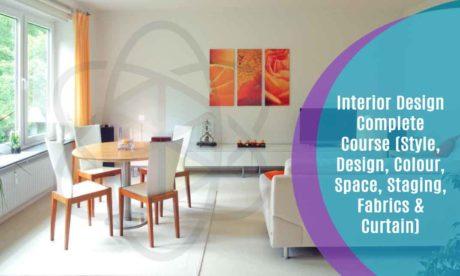 Interior Design, Interior Style, Interior Colour and Interior Space