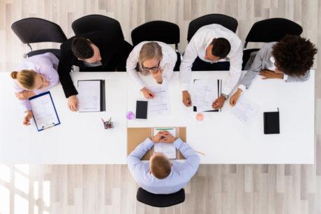 Interview Skill - Address Everyone