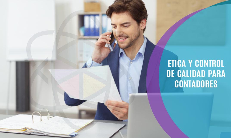 ETICA Y CONTROL DE CALIDAD PARA CONTADORES